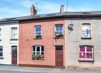 Thumbnail 3 bed terraced house for sale in Free Street, Brecon