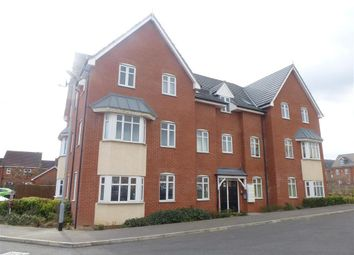 Thumbnail 2 bed flat to rent in Flaxley Close, Lincoln, Lincolnshire