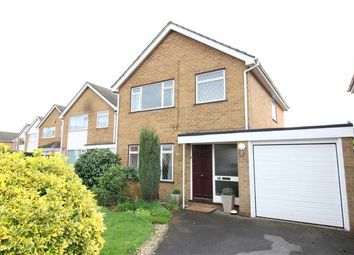 Thumbnail 3 bed detached house for sale in Park View Close, Allestree, Derby
