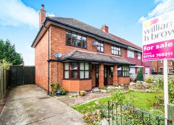 Thumbnail 5 bed semi-detached house for sale in Richmond Drive, Skegness