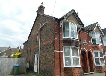 Thumbnail 2 bed flat to rent in Barttelot Road, Horsham