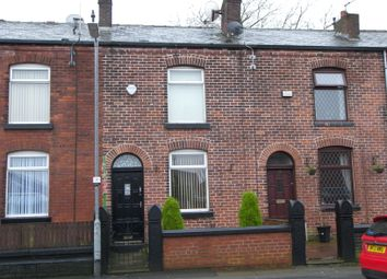 Thumbnail 2 bed terraced house for sale in St. Germain Street, Farnworth