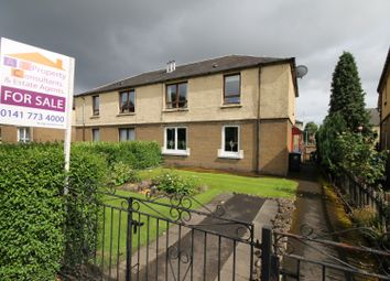 Thumbnail 2 bed flat for sale in Avenue Street, Rutherglen