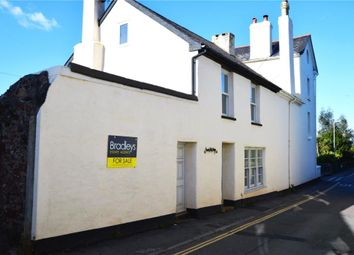 Thumbnail 3 bedroom end terrace house for sale in Ringmore Road, Shaldon, Devon