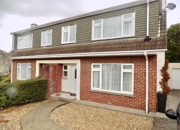 Thumbnail 3 bed semi-detached house to rent in Bradley Park Road, Torquay
