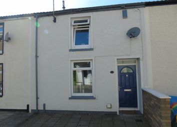 Thumbnail 2 bed terraced house for sale in Foundry Place, Trallwn, Pontypridd