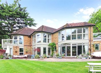 Thumbnail 5 bed detached house for sale in Eversley Park, London