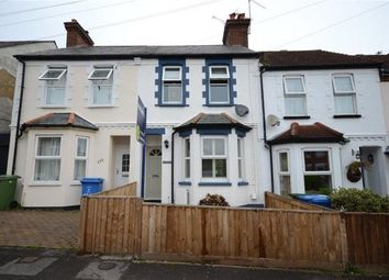 Thumbnail 3 bed terraced house for sale in Holly Road, Aldershot, Hampshire