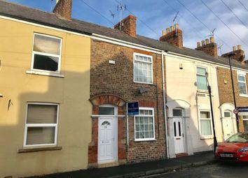Thumbnail 2 bed terraced house for sale in Arthur Street, York