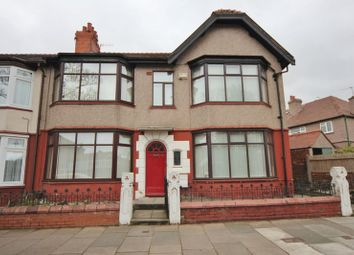 Thumbnail 4 bed terraced house for sale in Mount Road, Bebington, Wirral