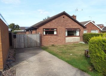 Thumbnail 2 bed bungalow to rent in Rainworth, Mansfield