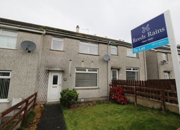 Thumbnail 3 bed terraced house to rent in Ardgheean Gardens, Bangor