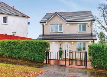 Thumbnail 4 bed detached house for sale in Alyth Gardens, Mosspark, Glasgow