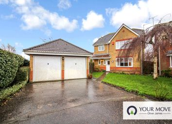 Thumbnail 4 bed detached house for sale in St. Andrews Road, Beccles