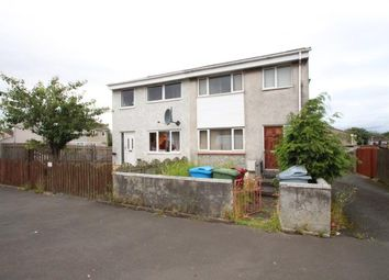 Thumbnail 3 bed semi-detached house for sale in Laighstonehall Road, Hamilton, South Lanarkshire, Scotland