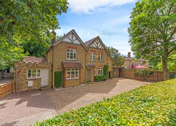 Thumbnail 4 bed detached house for sale in Ramsey Road, St Ives, Cambridgeshire