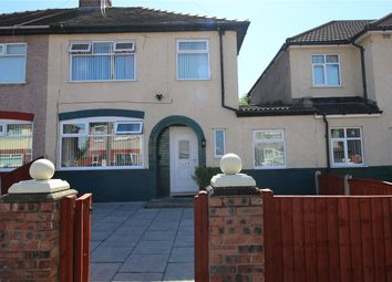 Thumbnail 4 bed semi-detached house for sale in Westcliffe Road, Liverpool, Merseyside