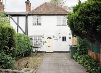 Thumbnail 2 bed end terrace house for sale in Sandpit Lane, St Albans, Hertfordshire