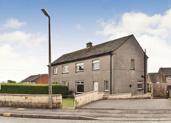 Thumbnail 3 bed semi-detached house for sale in 72 Shawhill Road, Annan, Dumfries & Galloway