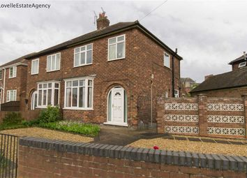 Thumbnail 3 bed property for sale in Newland Avenue, Scunthorpe