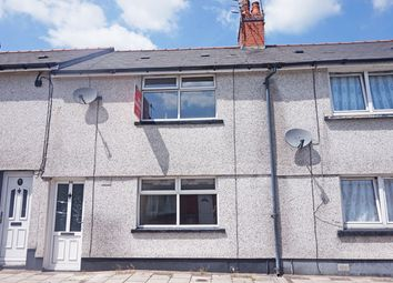 Thumbnail 3 bed terraced house for sale in Asquith Street, Tir-Y-Berth, Hengoed