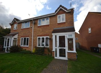 Thumbnail 3 bedroom semi-detached house to rent in Kentford Close, Northampton