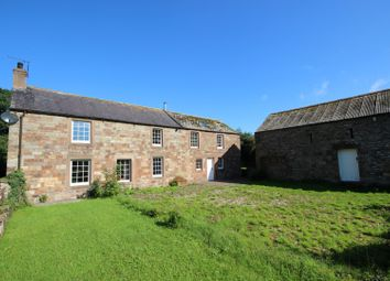 Thumbnail 3 bed farmhouse for sale in Little Burtholme, Lanercost, Brampton