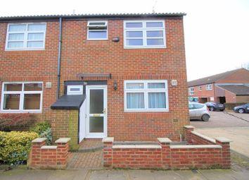 Thumbnail 3 bedroom end terrace house for sale in Guessens Road, Welwyn Garden City