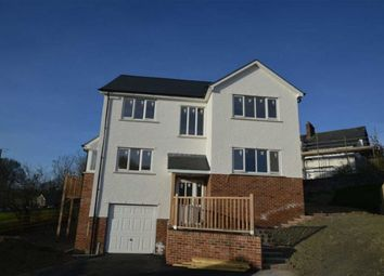 Thumbnail 4 bed detached house for sale in New Build, Plot 1, Adj To Ty'r Ysgol, Lledrod, Aberystwyth, Ceredigion
