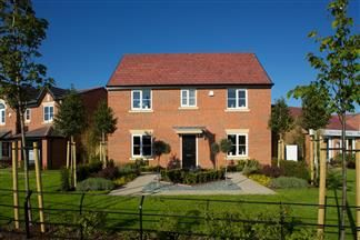 Thumbnail 4 bedroom detached house for sale in Warmingham Lane, Middlewich, Cheshire