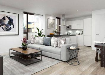 Thumbnail 2 bed flat for sale in New Garden Quarter, Chobham Farm, Penny Brooke Street, Stratford