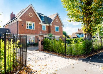 Thumbnail 7 bed detached house to rent in Herbert Road, Emerson Park