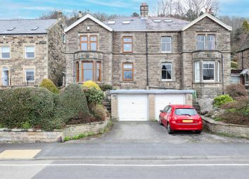 Thumbnail 4 bed semi-detached house for sale in Smedley Street, Matlock
