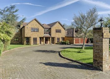 Thumbnail 6 bed property to rent in Camlet Way, Hadley Wood, Hertfordshire