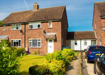 Thumbnail 2 bed semi-detached house to rent in New Road, Dinton, Aylesbury