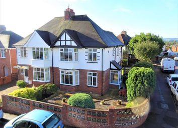 Thumbnail Semi-detached house for sale in St. Loyes Road, Exeter