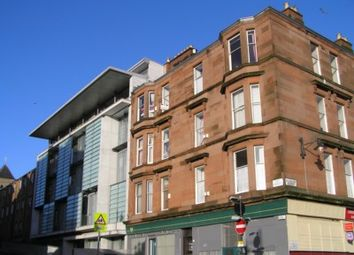 Thumbnail 1 bed flat to rent in Hill Street, Glasgow