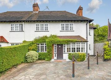 Thumbnail 3 bed semi-detached house for sale in Brookland Close, Hampstead Garden Suburb, London