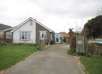 Thumbnail 3 bed detached bungalow for sale in Gap Road, Hunmanby Gap