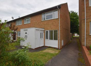 Thumbnail 2 bed maisonette for sale in Rowle Close, Stantonbury, Milton Keynes