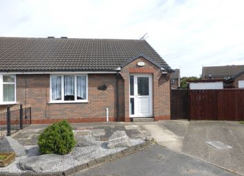 Thumbnail 2 bedroom semi-detached bungalow for sale in Harcourt Drive, Hull