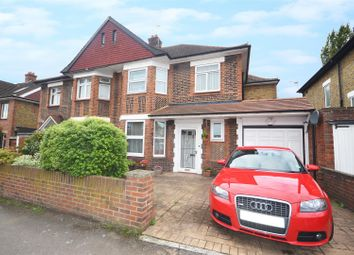 Thumbnail 4 bed semi-detached house for sale in Wood Lane, Isleworth