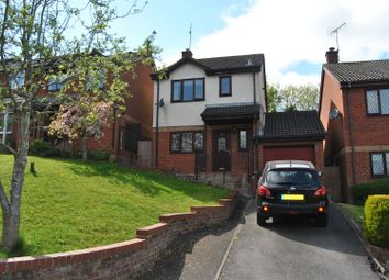 Thumbnail 3 bed detached house for sale in Ramsthorn Close, Woodhall Park, Swindon