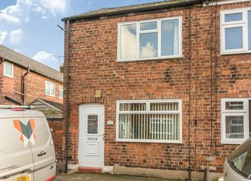 Thumbnail 2 bed end terrace house for sale in Priory Street, Northwich, Cheshire