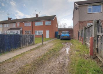 Thumbnail 3 bedroom end terrace house for sale in Thomas Sharp Street, Coventry