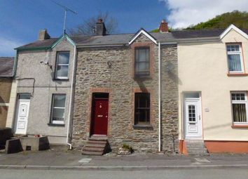 Thumbnail 2 bed terraced house to rent in Trevaughan Road, Trevaughan, Carmarthenshire