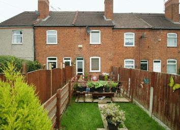 Thumbnail 3 bed terraced house for sale in Wood Lane, Shirebrook, Mansfield