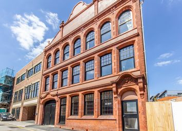 Thumbnail 3 bed flat to rent in The Million Pen Building, Legge Lane, Jewellery Quarter