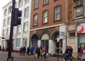 Thumbnail Retail premises for sale in Market Place, Leicester