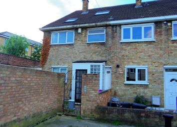 Thumbnail 4 bed end terrace house to rent in Carlile Close, London